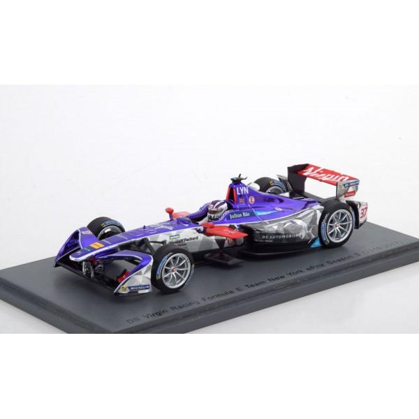 DS Virgin Formula E Team No.37, New York ePrix 201...