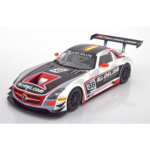 Mercedes SLS AMG GT3 No 38 FIA GT 2012 Basseng/Win...