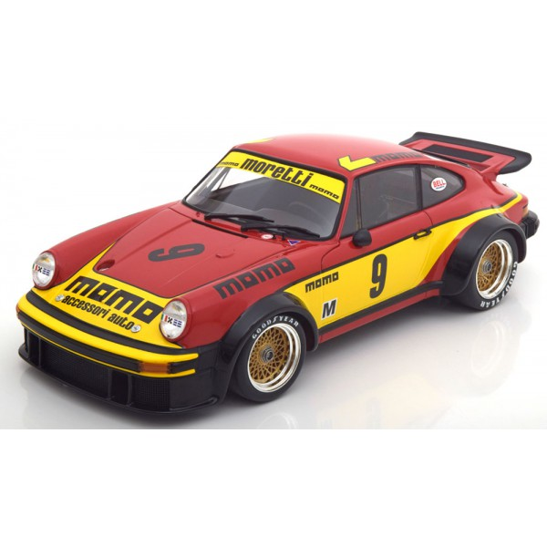 Porsche 934 No 9 Class Winner 6h Silverstone 1977 ...