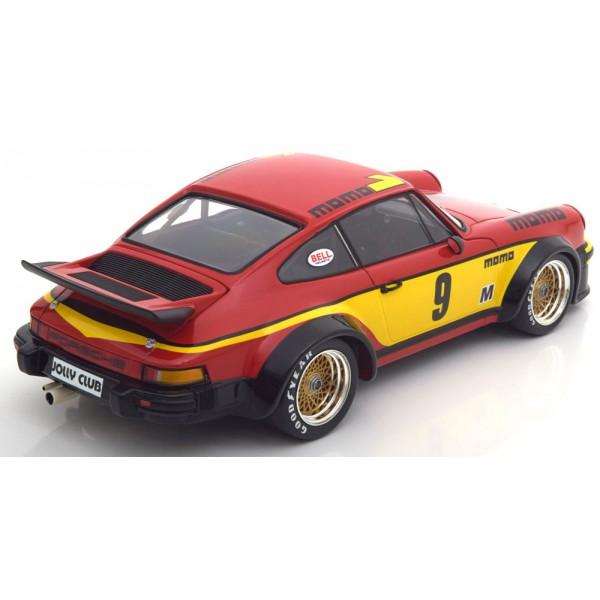 Porsche 934 No 9 Class Winner 6h Silverstone 1977 Jolly Club Brambilla/Moretti Limited Edition 300 pcs.Minichamps 1:18