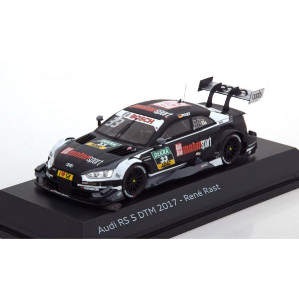 Audi RS 5 No.33, DTM Champion 2017 Rast special e...