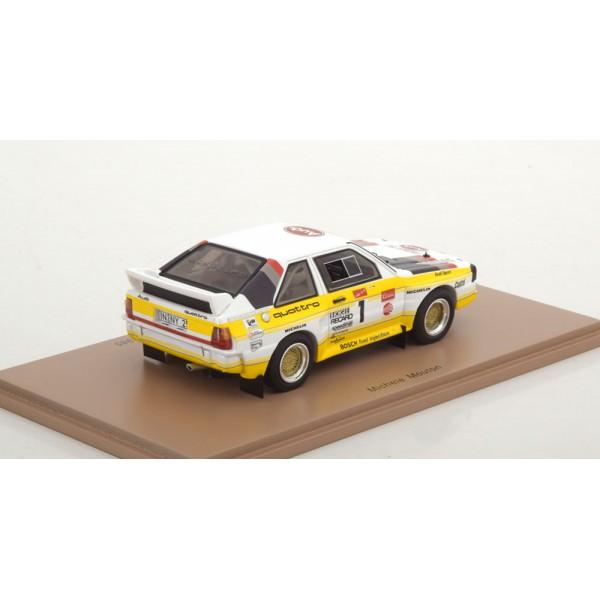 Audi Sport Quattro Winner Pikes Peak Hill Climb 1985 Mouton.Spark 1:43