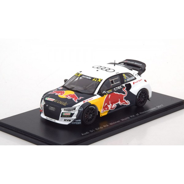 Audi S1 EKS RX Winner RX Hockenheim 2017 Red Bull ...