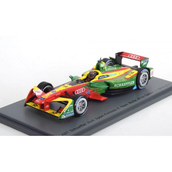 Audi Sport Formel E Season 3, GP Berlin 2016-2017 ...