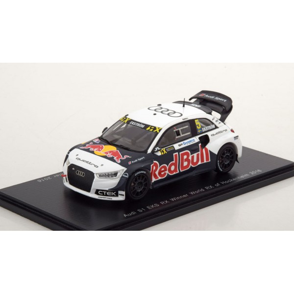 Audi S1 No.5, World RX of Hockenheim 2016 Red Bull...