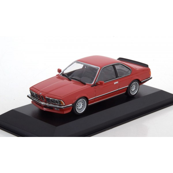 BMW 635 CSI 1982 red Maxichamps-Series Minichamps...