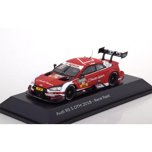 Audi RS 5 No.33, DTM 2018 Rast special edition of ...