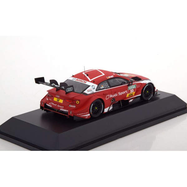 Audi RS 5 No.33, DTM 2018 Rast special edition of Audi.Spark 1:43