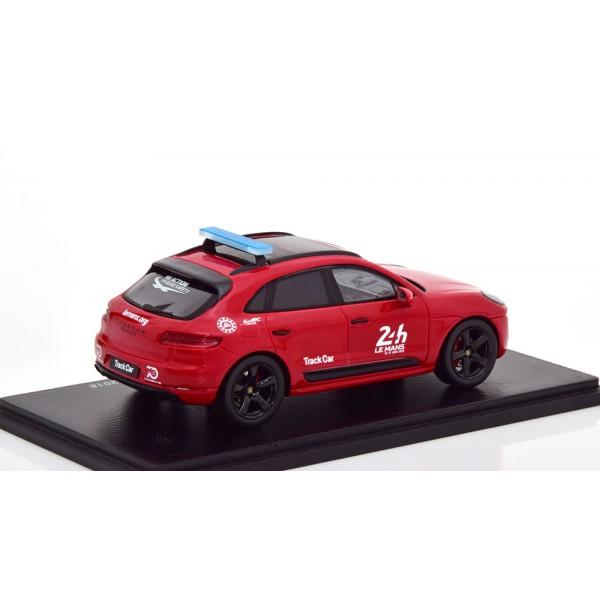 Porsche Macan GTS Track Car 24h Le Mans 2018.Spark 1:43
