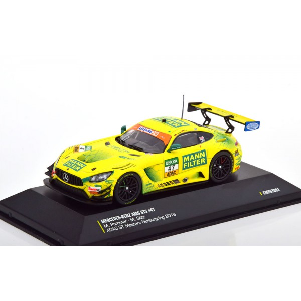 Mercedes AMG GT3 No 47 ADAC GT Masters Nuerburgrin...