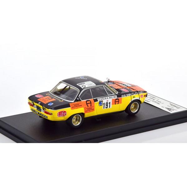 BMW 3.0 CS No 191 Winner Gr 2 Targa Florio 1973 Sangry La/Frederico Limited Edition 150 pcs.Trofeu 1:43