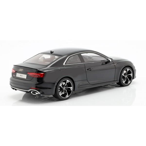 Audi RS5 2017 black Limited Edition 500 pcs.GT Spirit 1:18