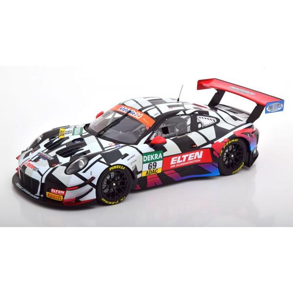 Porsche 911 (991) GT3R No 69 ADAC GT Masters 2018 ...