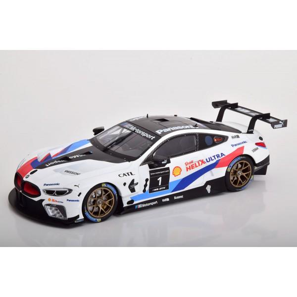 BMW M8 GTE Presentation Car 2018 BMW Motorsport sp...