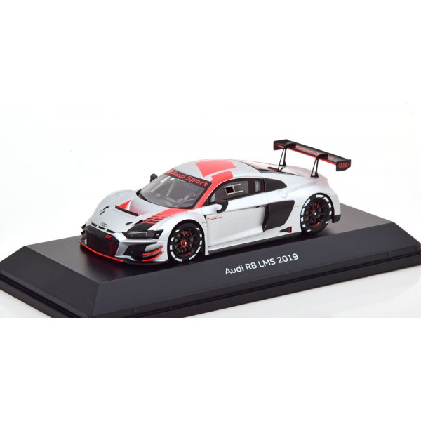 Audi R8 LMS Presentation 2019 special edition of A...