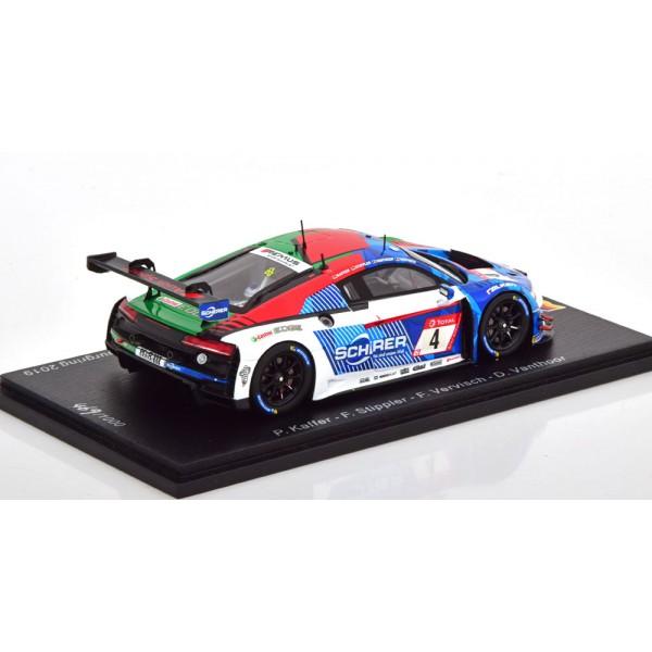 Audi R8 LMS Winner 24h Nuerburgring 2019 Kaffer/Stippler/Vervisch/Vanthoor Limited Edition 1000 pcs.Spark 1:43