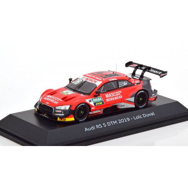 Audi RS 5 No 28 DTM 2019 Duval special edition of ...