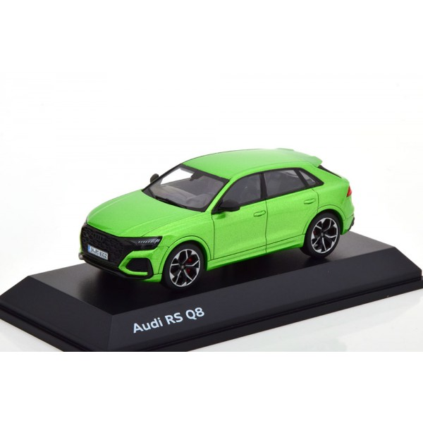 Audi RS Q8 2020 lightgreen-metallic special editio...