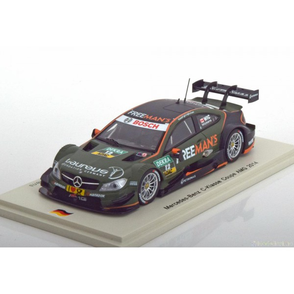 Mercedes C-Klasse Coupe No.12, DTM