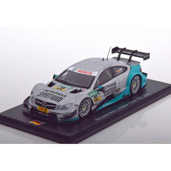 Mercedes C-Klasse Coupe No.19, DTM