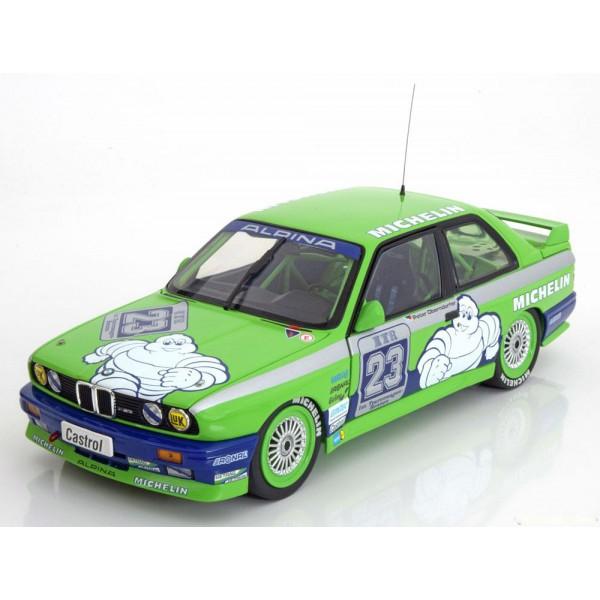 BMW Alpina M3 E30 No.23, DTM