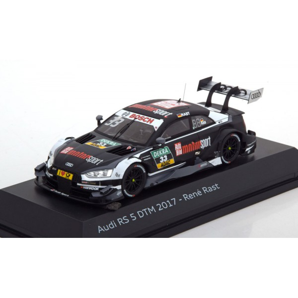 Audi RS 5 No.33, DTM Champion