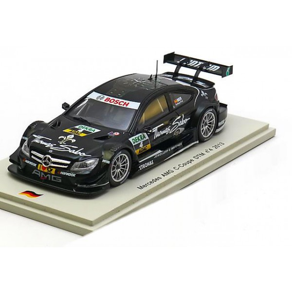 Mercedes AMG C-Coupe No.4, DTM