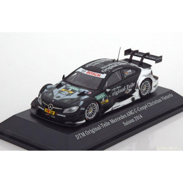 Mercedes C-Coupe AMG No.5, DTM