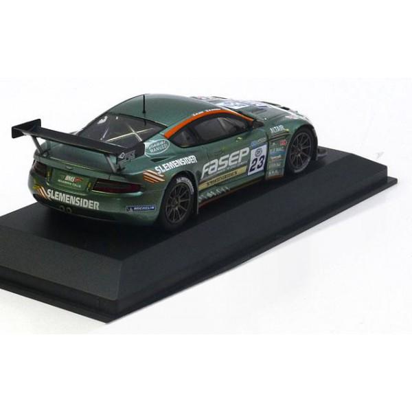 Aston Martin DBRS9 No.23, Fia GT3 Spa 2006 Zani/ Mugelli Limited Edition 1008 pcs. Minichamps 1:43