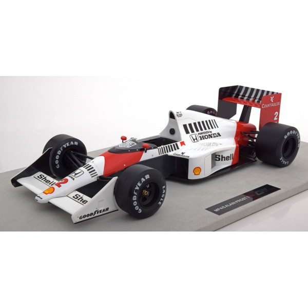 McLaren Honda MP4/5 World Champion