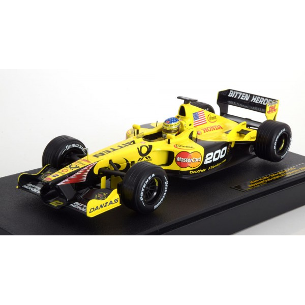 Jordan EJ 11 200th GP Alesi, Indianapolis