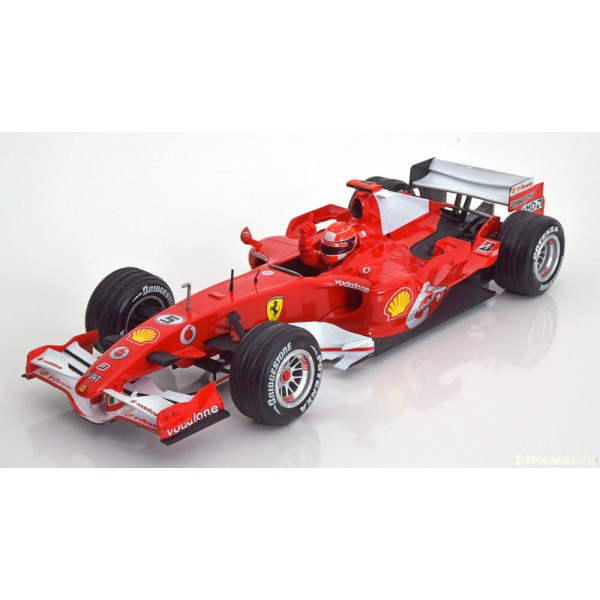 Ferrari 248 F1 5 Time Italian Grand Prix Champion