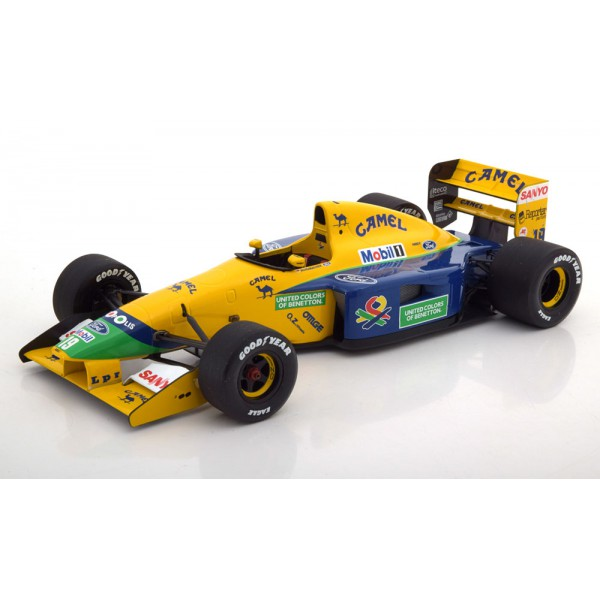 Benetton Ford B191B Schumacher