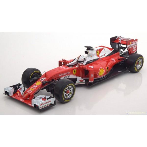 Ferrari SF16-H Vettel