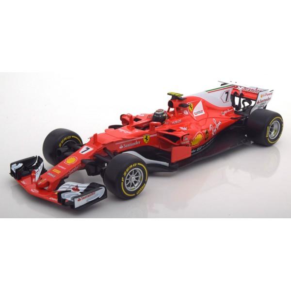 Ferrari SF70H Rikknen