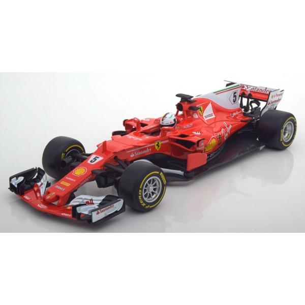 Ferrari SF70H Vettel