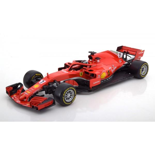Ferrari SF71H Rikknen