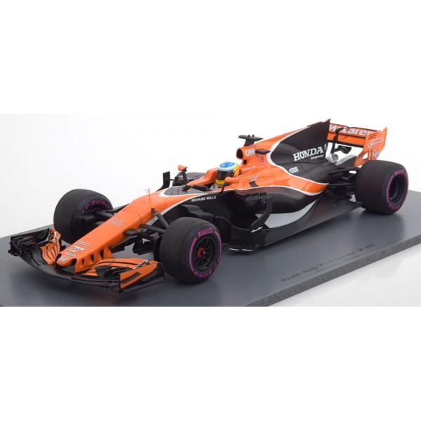 McLaren Honda MCL32 GP Australia