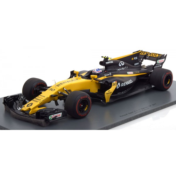 Renault Sport F1 R.S.17 GP Bahrain