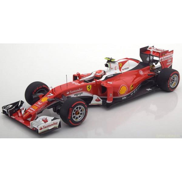 Ferrari SF16-H GP China