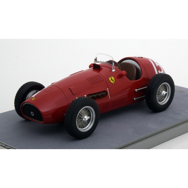 Ferrari 500 F2 GP Great Britain, World Champion