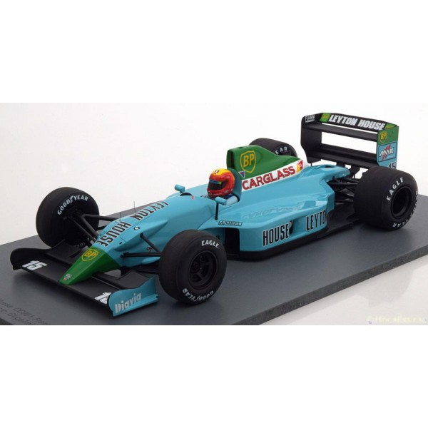 March Leyton House CG901 GP France