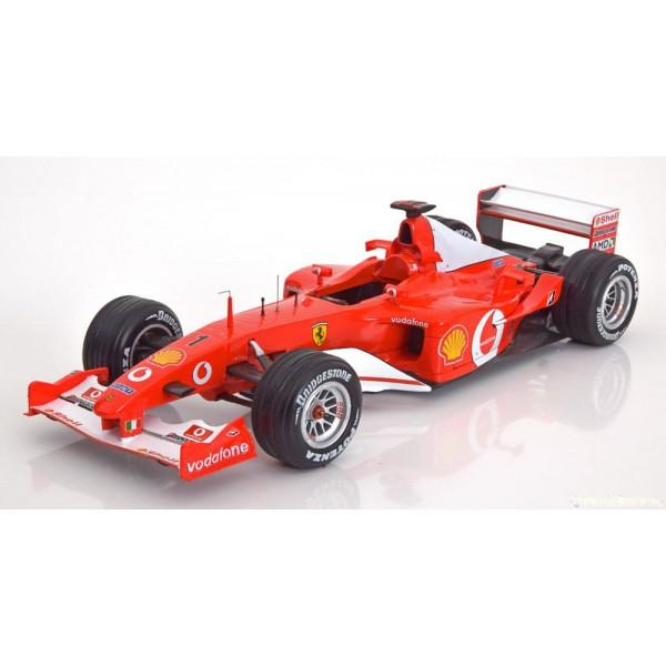 Ferrari F-2002 GP France, World Champion