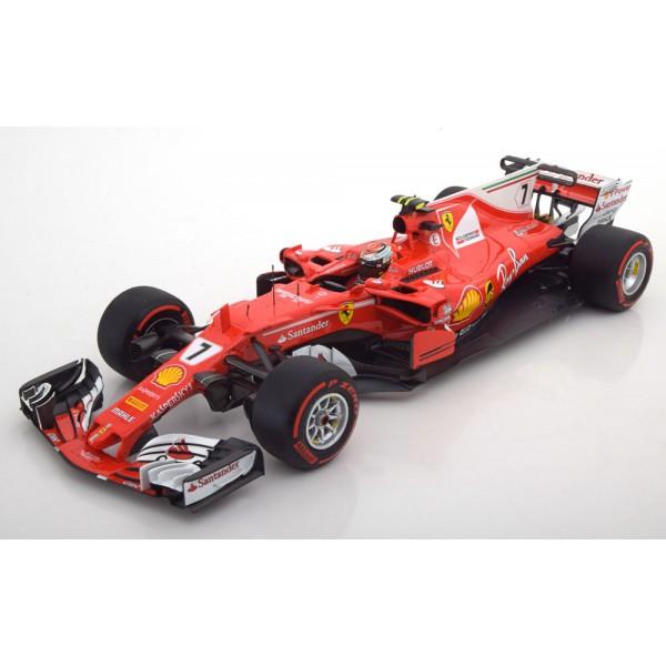 Ferrari SF70H GP Monaco