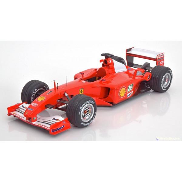 Ferrari F-2001 GP Hungary, World Champion