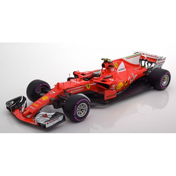 Ferrari SF70H No.7, GP Australia