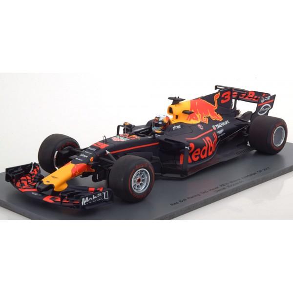 Red Bull RB13 Sieger GP Azerbaijan