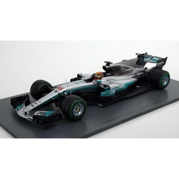 Mercedes F1 W08 EQ Power+ Winner GP China, World C...