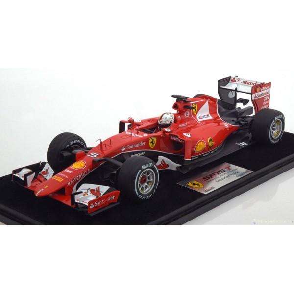 Ferrari SF15-T Winner GP Malaysia