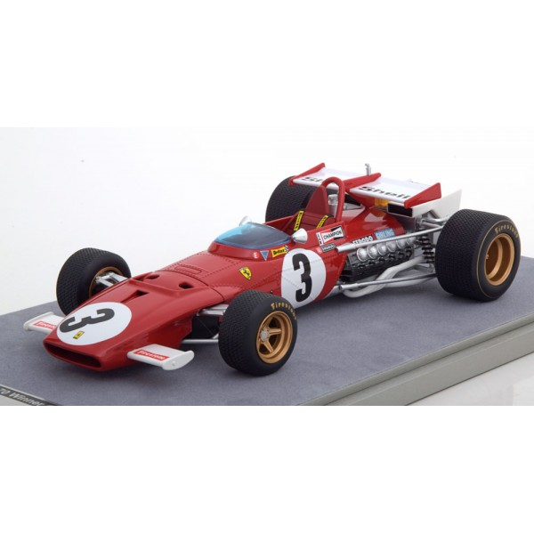 Ferrari 312B Winner GP Mexiko